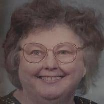 Mrs. Patricia Barbara Ann Schalinske (nee: Sykes)
