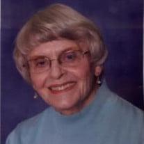 Bernice M. Bristow
