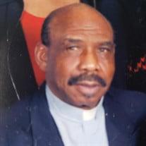 Rev. Tommie Lee Steverson