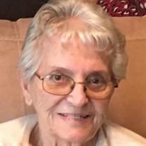"""Geraldine """"Peggy"""" E. Hartman"""