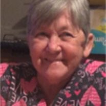 Patricia Gail (Jenkins)  Stroud
