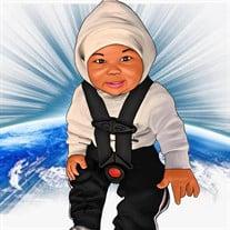 Baby Caleb C. Cartwright