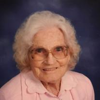 Jennie (Cutshaw)  Copp