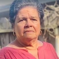 Rosalina Madrigal Torres