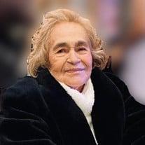 Francisca Cazares
