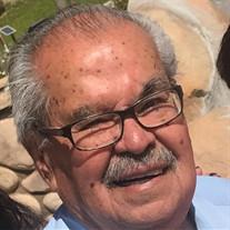 Mr Ruben Garcia Galindo