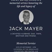 Jack Welsh Mayer