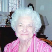 Frances Irene Lineberry