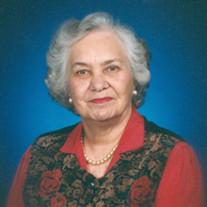 Margaret Faye Coggins Oglesby
