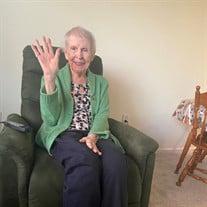 Mrs. Joan Audrey McElroy