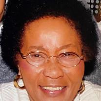 Mrs. Essie Jewel Taylor