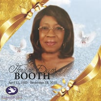Mrs. Floriene Davis Booth
