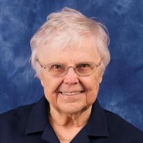 Sister Mary Ann Wiltzius