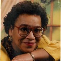 Mrs. Olga Deanette May-Henley