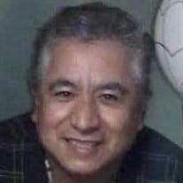 Mr. Silvestre Marquez of Schaumburg