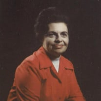 Bette Jean (Roth) Anderson