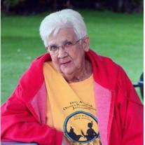 Evelyn Lorraine (Hopson) Keway