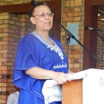 Dr. Louvenia Magee