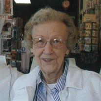 Marjorie Jane Leach
