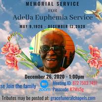 Adella E. Service