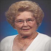 Edna Pearl Wicker
