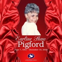 Mrs. Earline Shaw Pigford