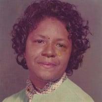 Mrs. Jacqueline Elizabeth Hargrow