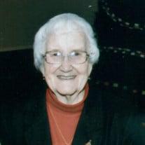 Mary Garrett Tucker