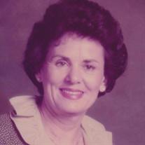 Mrs. Thelma Foret Alario