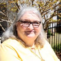 Sandra Faye Woodall Ladd