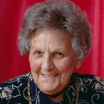 Mrs. Mable Elizabeth Morrow Carter
