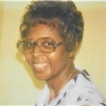 Ms. Annie Mae Hollis