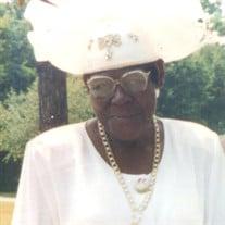 Mrs. Emma Grant Jackson