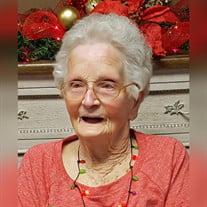 Mary Irene Cantrell Parker Pravata