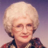 Hazel Marie Garrett