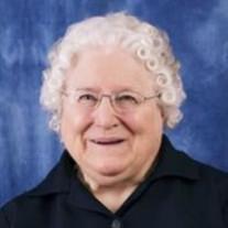 Sister Ellen Marie Adams
