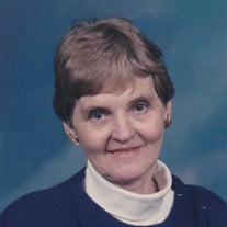Joyce Allene (Myers) Gunderson
