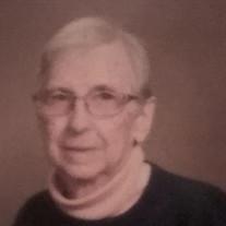 Nannie Ruth Bouknight Adams