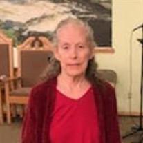 Barbara Elaine Matthews