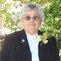 Sister M. Carolyn Mitrichka, OSF