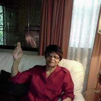 Mrs. Lola Florence Vines