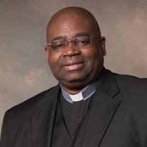 Rev. Barry Johnson