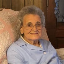 Ramona Ann Stevens Farris, Collinwood, TN