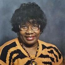 Mrs. Nettie Jones