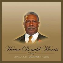 Hector Donald Morris
