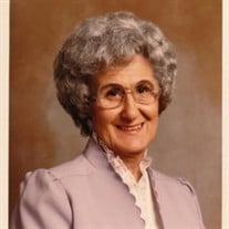 Virginia Margaret Green