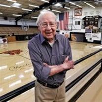 Coach Charles Heatly