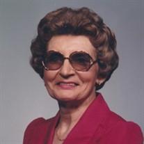 Patricia Janet Burden