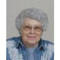 Martha Lorraine Edwards