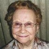 Blanche Opal Daley Teel